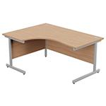 Buy-Office-Corner-Desks-in-Beech-and-Silver-Metal
