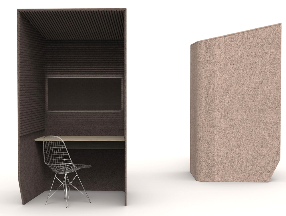 BuzziBooth-Single-Acoustic-Brown-Workstation-Pod-with-Chrome-Chair