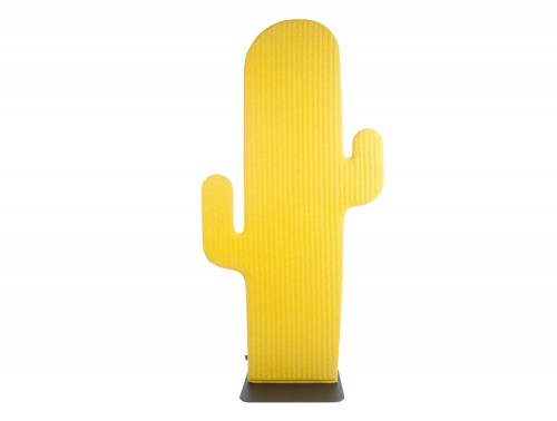 BuzziCactus Gringo Freestanding Acoustic Screen in Yellow