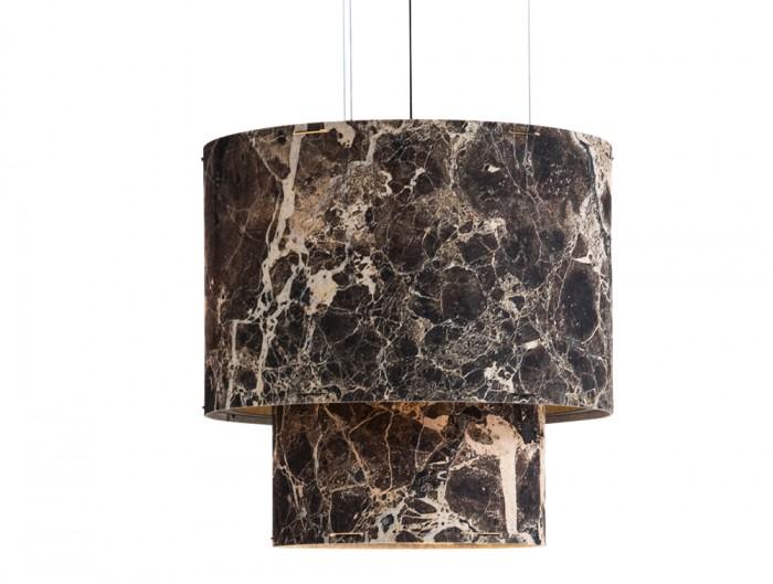 BuzziChandelier-Traditional-Style-Acoustic-Pendant-Ceiling-Light-Plain-Emperada