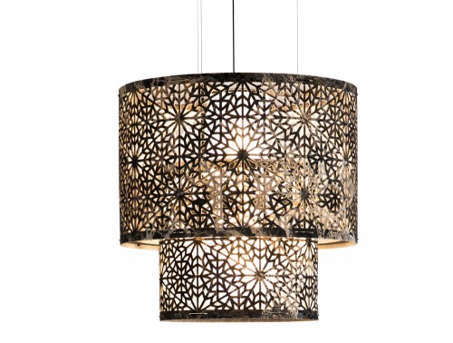 BuzziChandelier-Traditional-Style-Acoustic-Pendant-Ceiling-Light-with-Gap