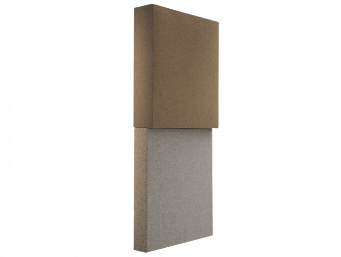 BuzziClipse-Acoustic-Panel-Plus-LED-Back-Light-Square-Doube-Shades-of-Beige