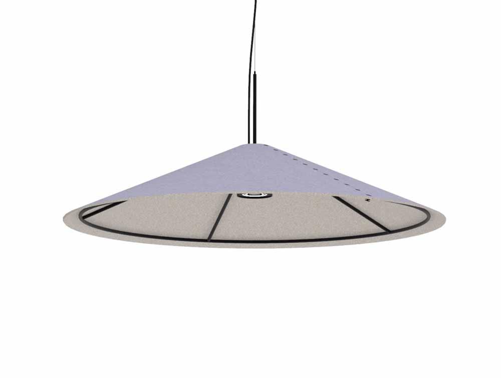 BuzziCone 133 Acoustic Lighting