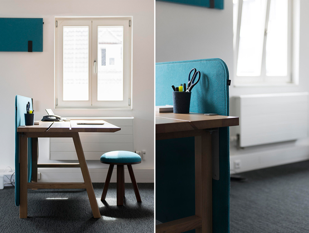 BuzziDesk-Front-Acoustic-Desk-Panel-Home-Office-Blue-with-BuzziFix