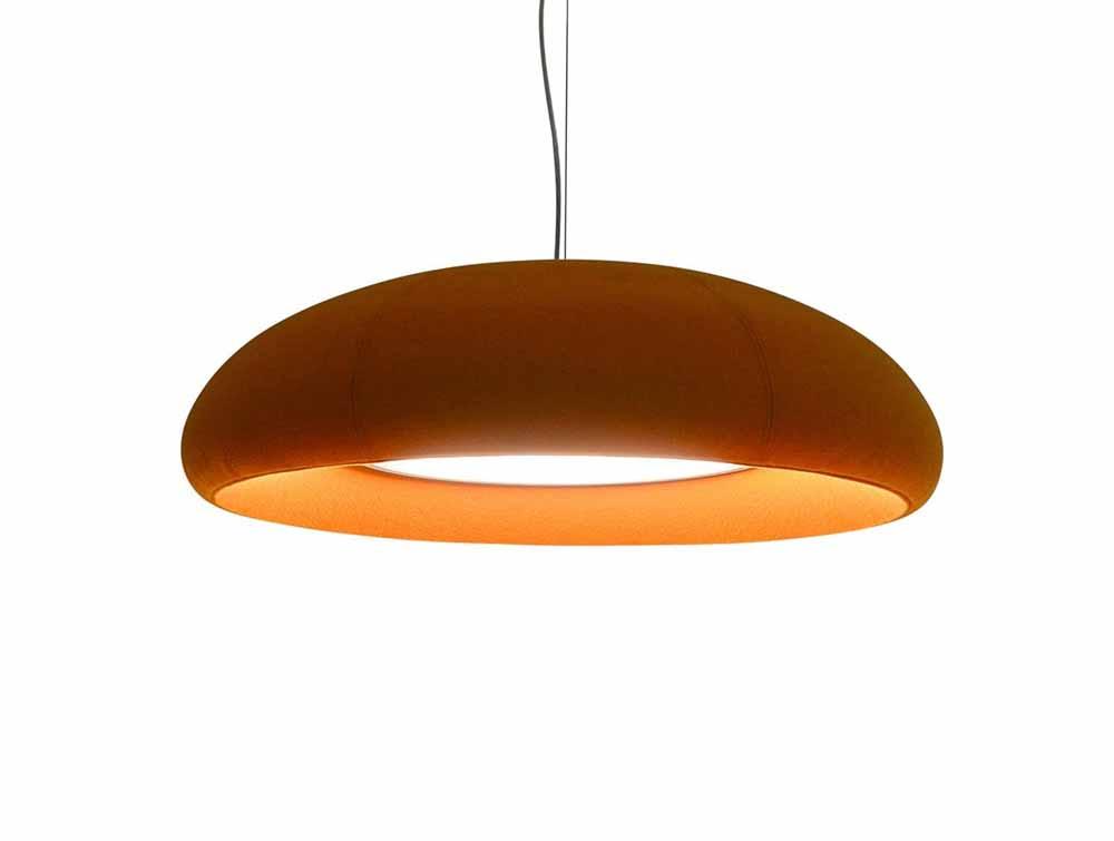 BuzziDome Pendant Acoustic Lighting