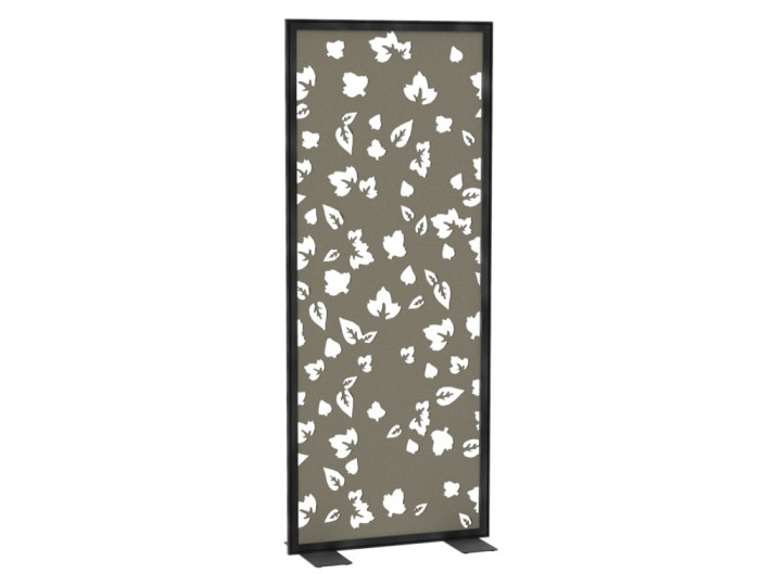 BuzziFalls Standing Single Custom Designed Freestanding Acoustic Screen