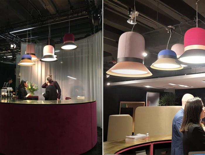 BuzziHat-Acoustic-Pendant-Ceiling-Bar-Reception-Restaurant-Area