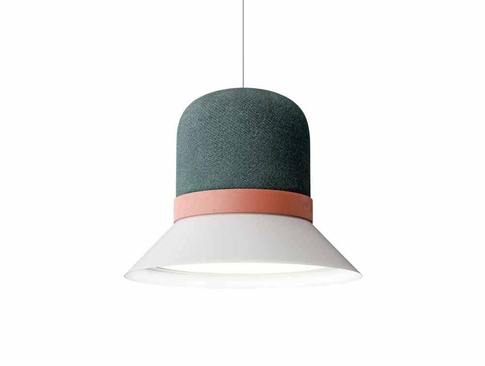 BuzziHat Acoustic Pendant Lamp