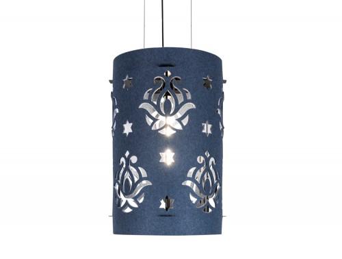 BuzziLight-royal-Decorative-Acoustic-Ceiling-Light-Blue