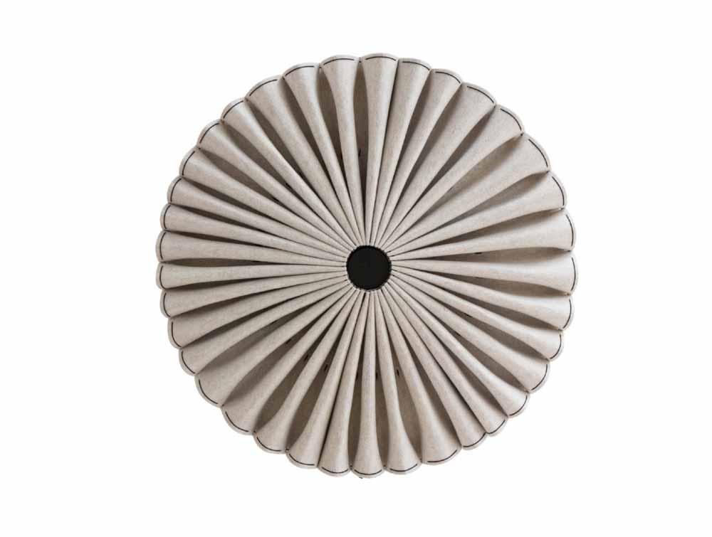 BuzziPleat Acoustic Lighting