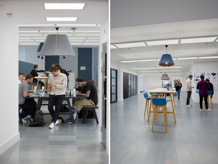 BuzziShade-Acoustic-Pendant-Ceiling-Light-Open-Office-Work-Large-and-Medium-Grey-Blue