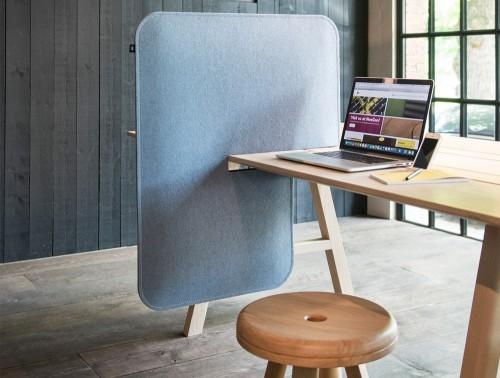 BuzziSpace-Desk-Split-Acoustic-Desktop-Divider-Wooden-Desk-and-Stool