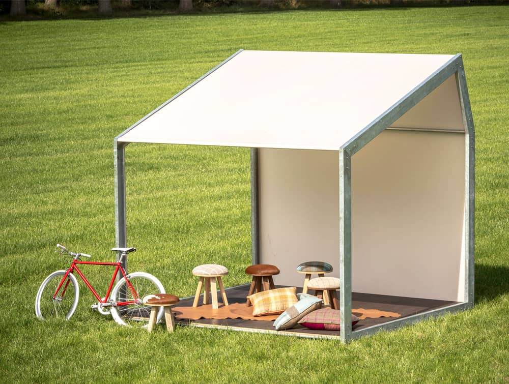 BuzziSpace-Shed-Outdoor-Shelter-for-Relaxation-Children-Protected-from-Sunlight-and-Rain