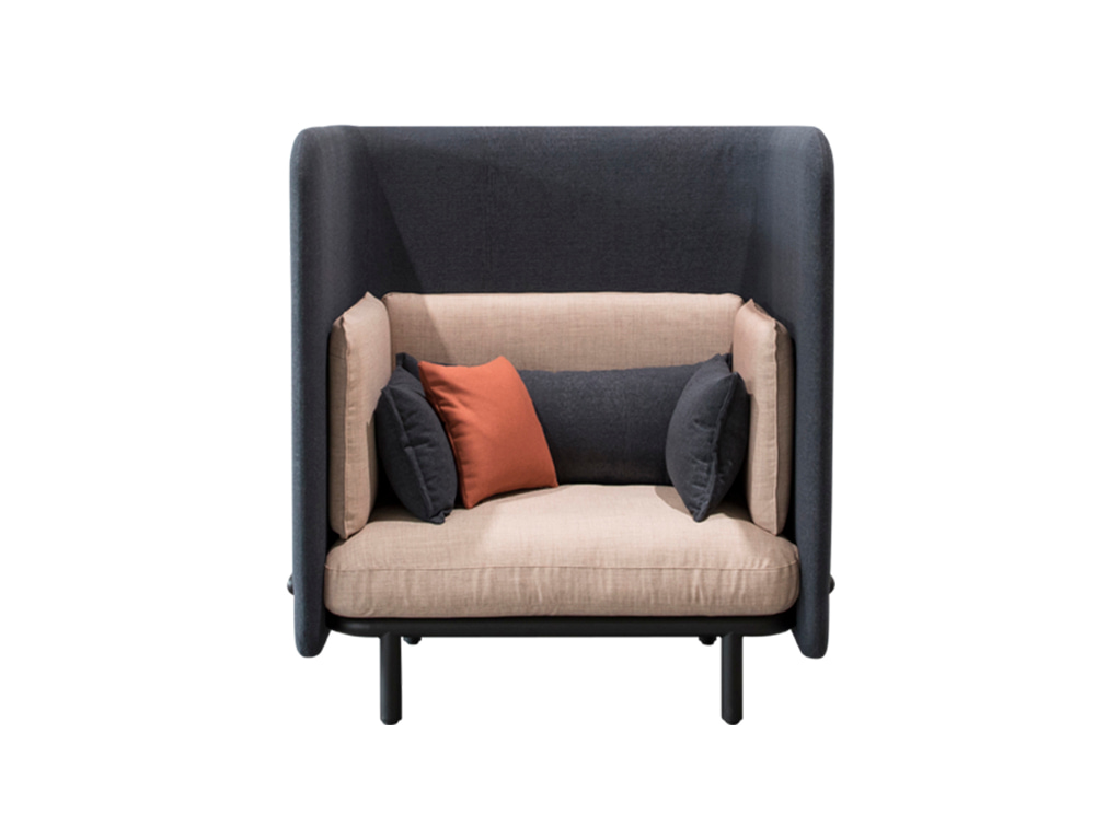 BuzziSpark Acoustic Lounge Comfy Sofa