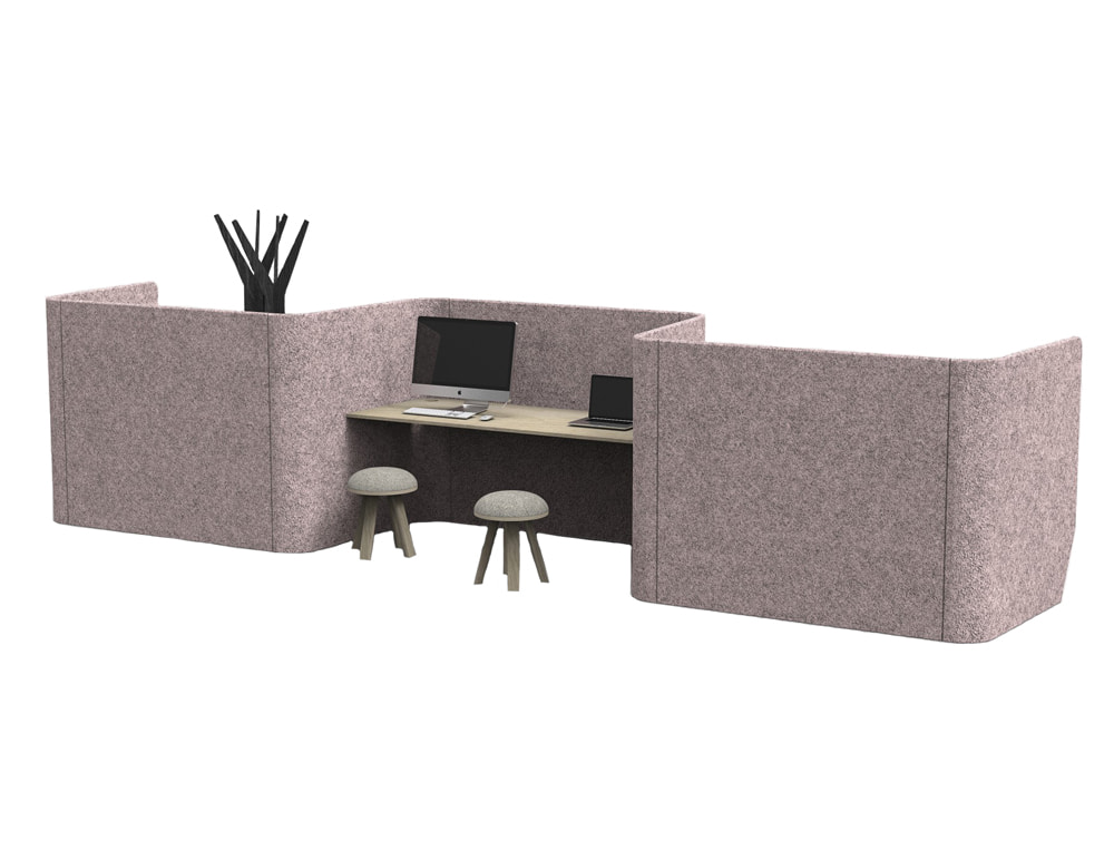 BuzziVille-Modular-Freestanding-Acoustic-Configurations-Work-Beech-Desk-Computer-Stool-Workstation-Purple