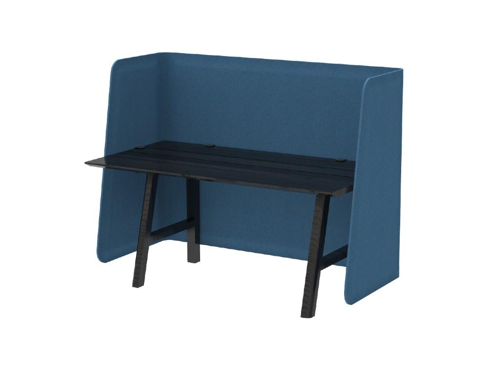 BuzziWrap FrontDesk Desk Divider