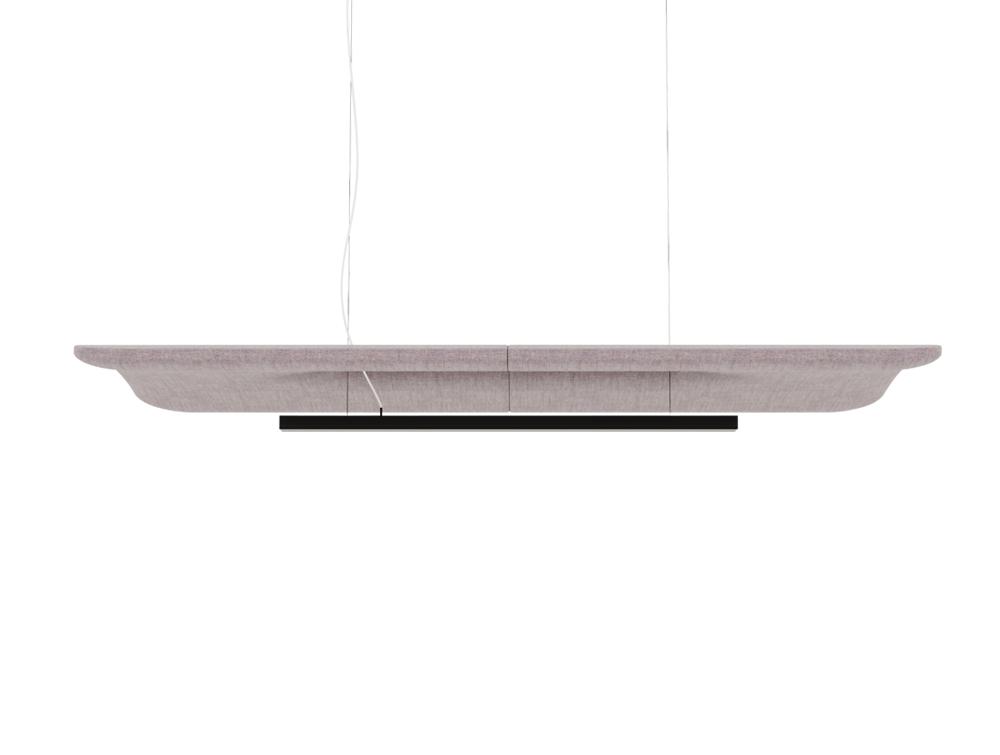 BuzziZepp-Acoustic-Panel-Ceiling-Light-Grey-Small