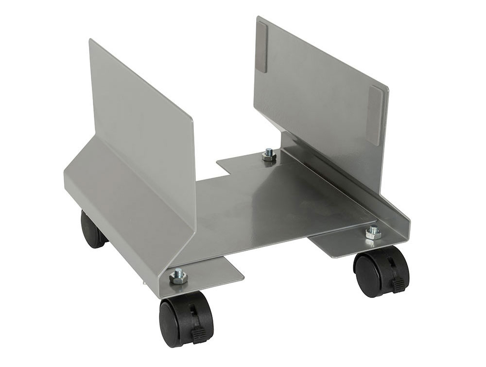 C5 Mobile CPU Holder in Silver