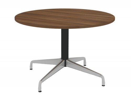 CRTC10 Cruise Circular Meeting Table with Chrome Base