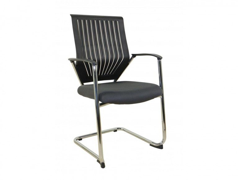 CVC High back Boardroom Chair with Sculptured Back
