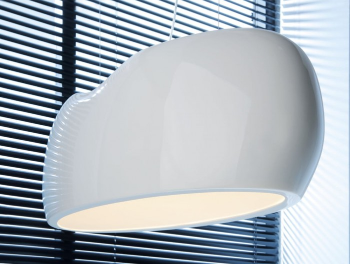 Canoe Ceiling Light for Office Reception and Meeting Room Modern Design
