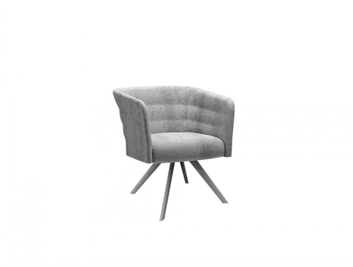 Cell75 Single Seater Comfortable Chair with 4 Legs