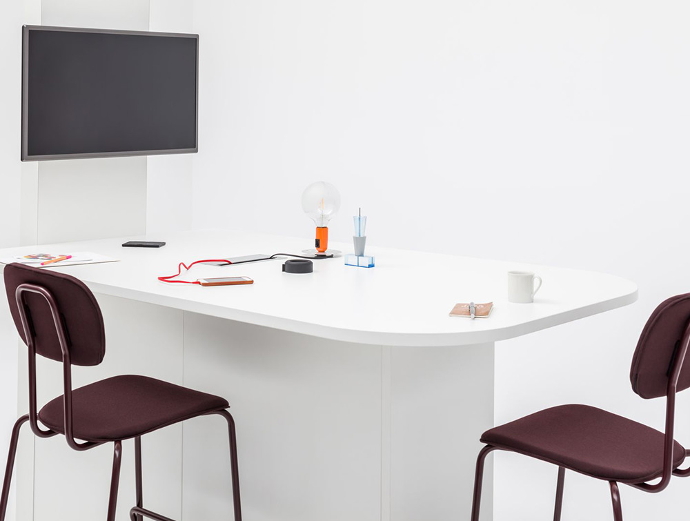 Concur-Multimedia-Meeting-Station-with-Storage-and-New-School-Chairs-Close-View