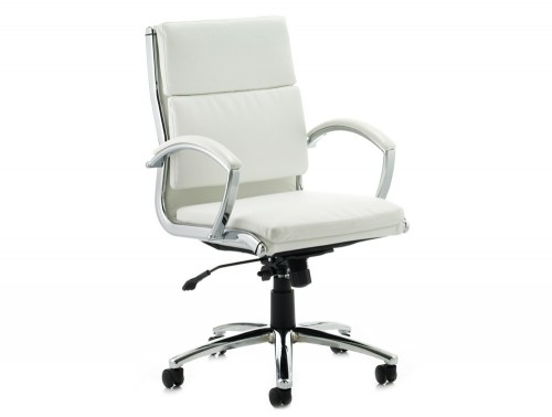D0005-Dynamic-Classic-Executive-Chair-Medium-Back-in-Leather-Leather-White1