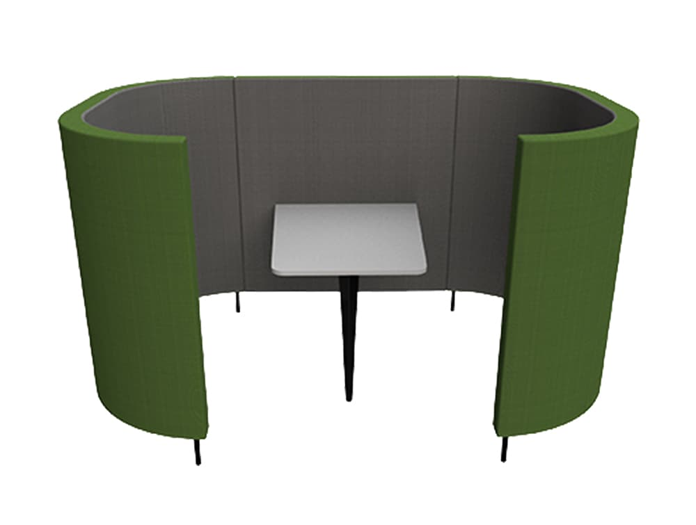 Delia-4-Seater-Meeting-Den-with-Table-with-Grey-Interior-and-Green-Exterior.jpg