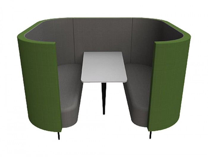 Delia-6-Seater-Meeting-Den-with-Table-with-Grey-Interior-and-Green-Exterior-and-Two-Seats.jpg