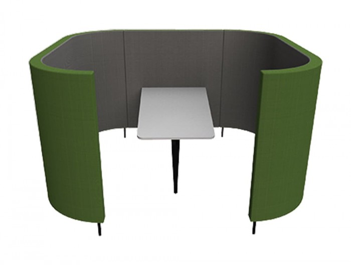 Delia-6-Seater-Meeting-Den-with-Table-with-Grey-Interior-and-Green-Exterior.jpg