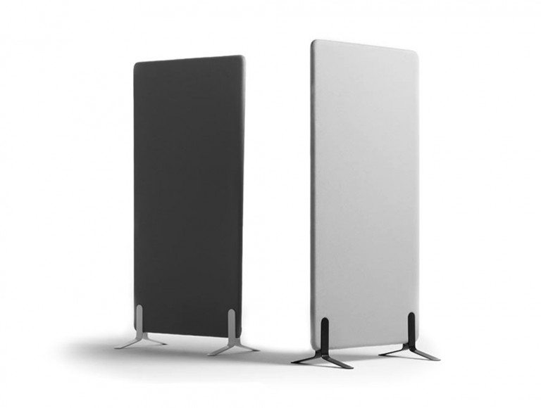 Duo Double Freestanding Acoustic Screens