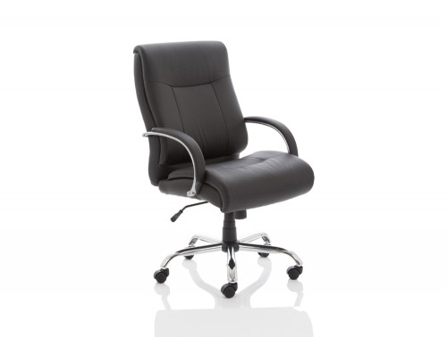 Dynamo Drayton HD Executive Office Leather Chair Feature