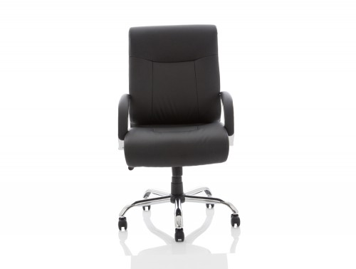 Dynamo Drayton HD Executive Office Leather Chair Front