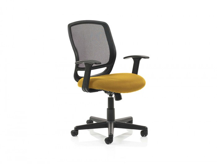 Dynamo-Mave-Task-Operator-Chair-Bespoke-Sienna-Yellow