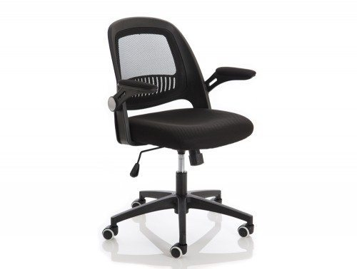 Eco Black Frame Black Seat Black Back Featured Image