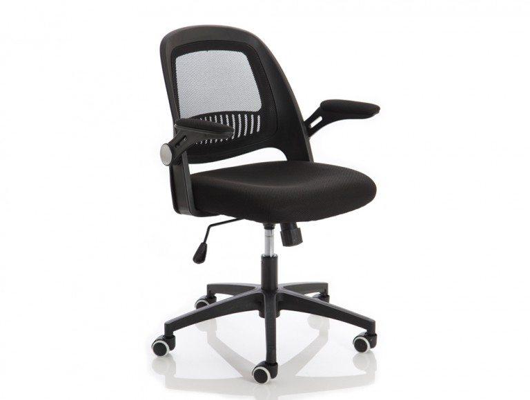 Eco Black Frame Black Seat Black Back Featured Image