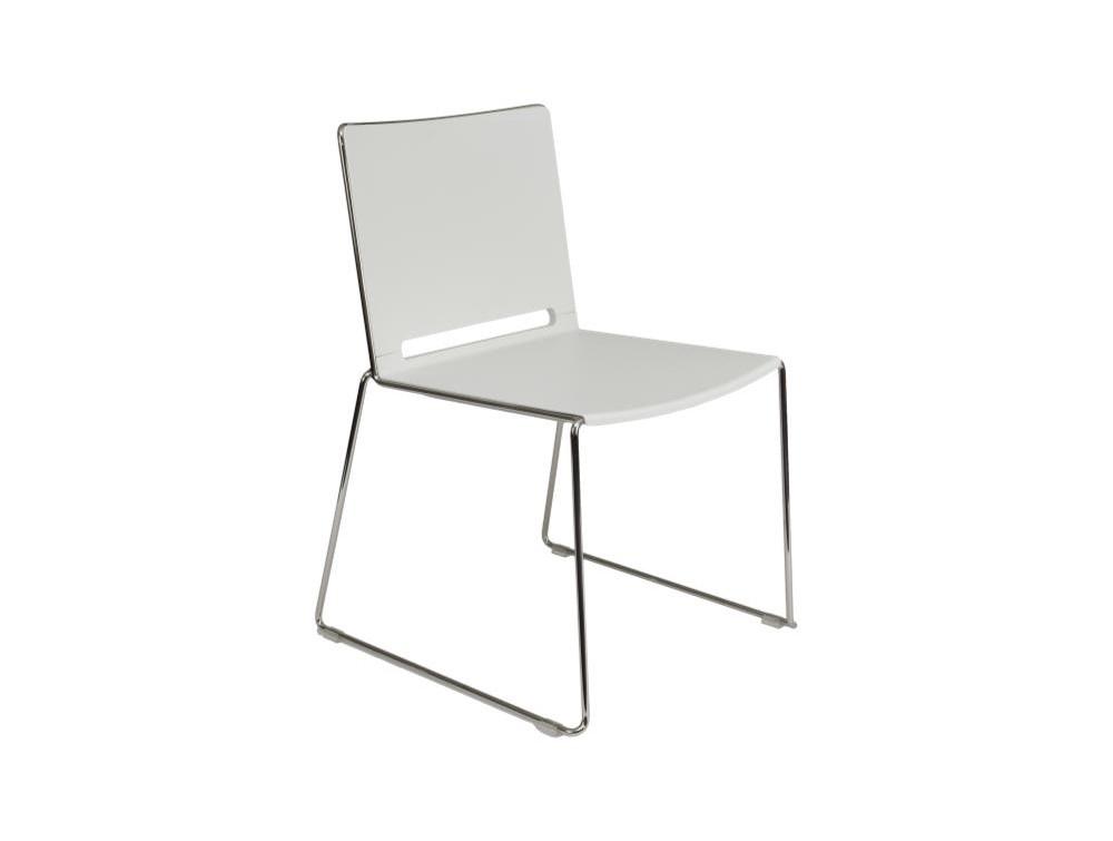Elba Sled Base Chair