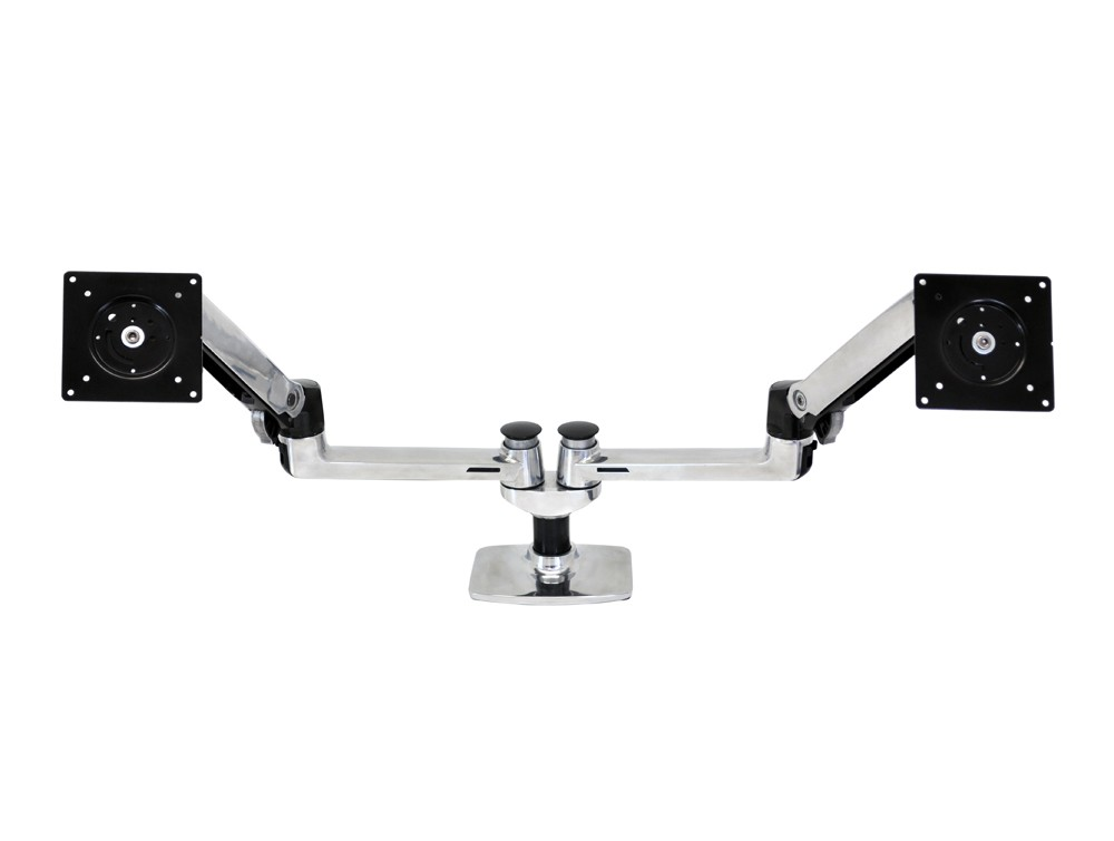 Ergotron Lx Dual Side By Side Desk Mount Lcd Arm