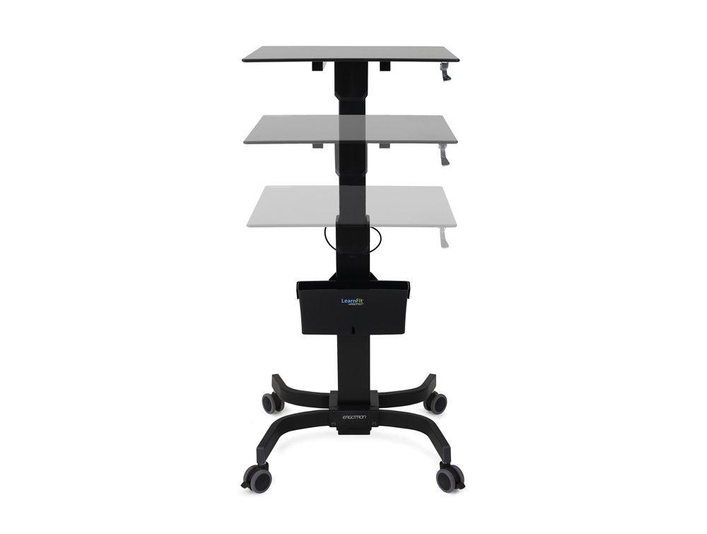 Ergotron LearnFit Adjustable Standing Desk 810mm Height Adjustments