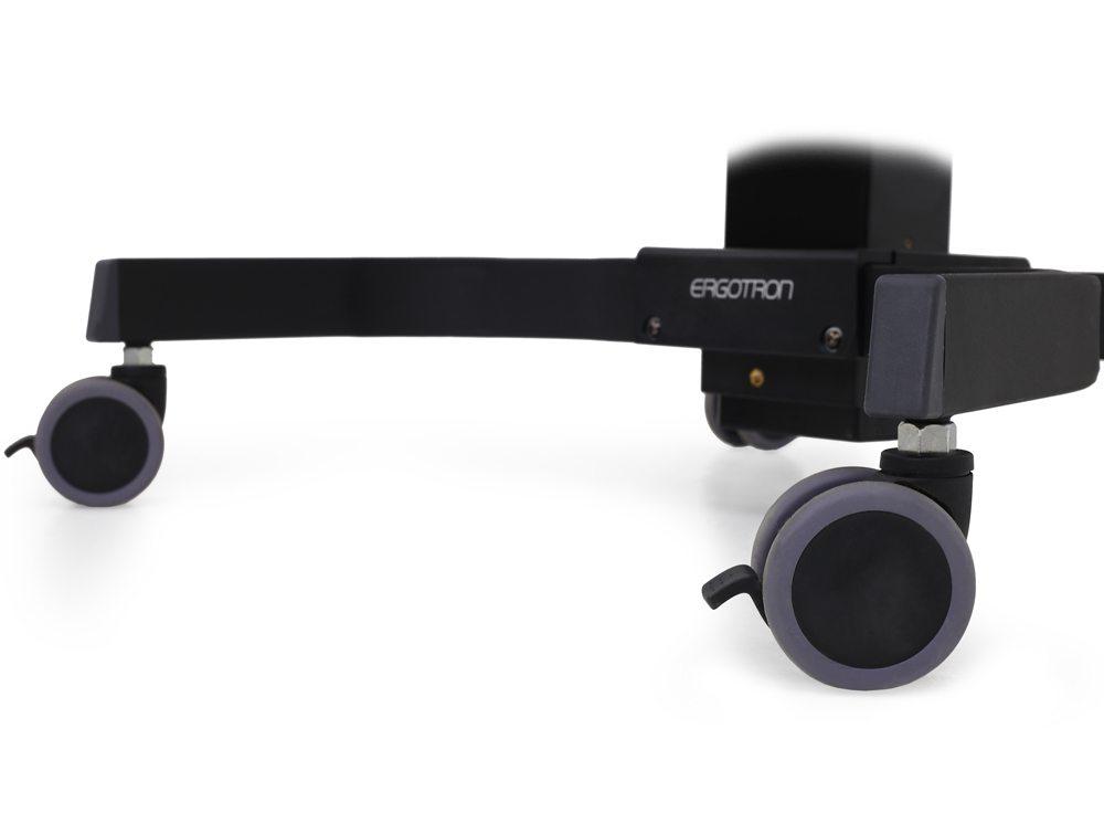 Ergotron LearnFit Adjustable Standing Desk 810mm Height caster