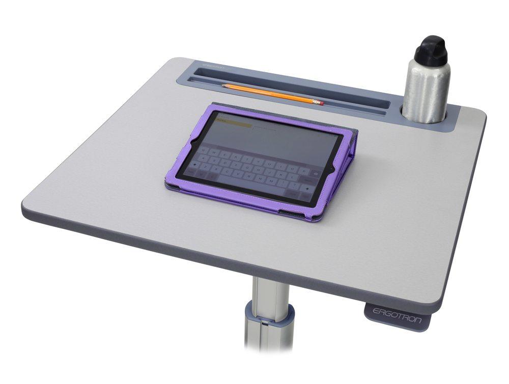 Ergotron LearnFit Adjustable Standing Desk Work Surface