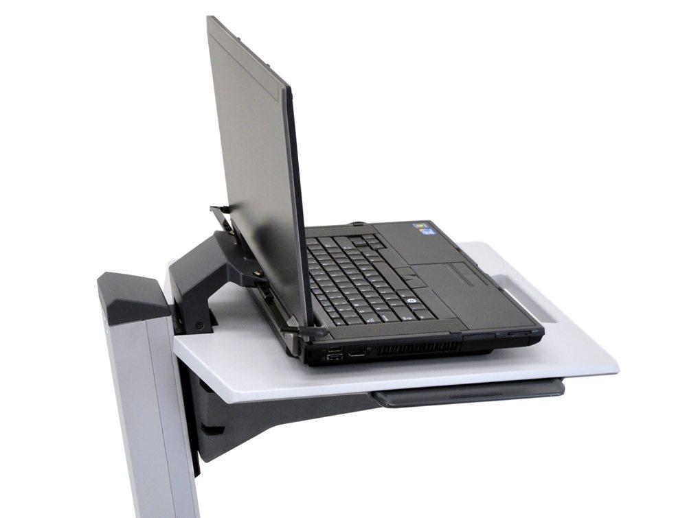 Ergotron Neo-Flex Laptop Cart details