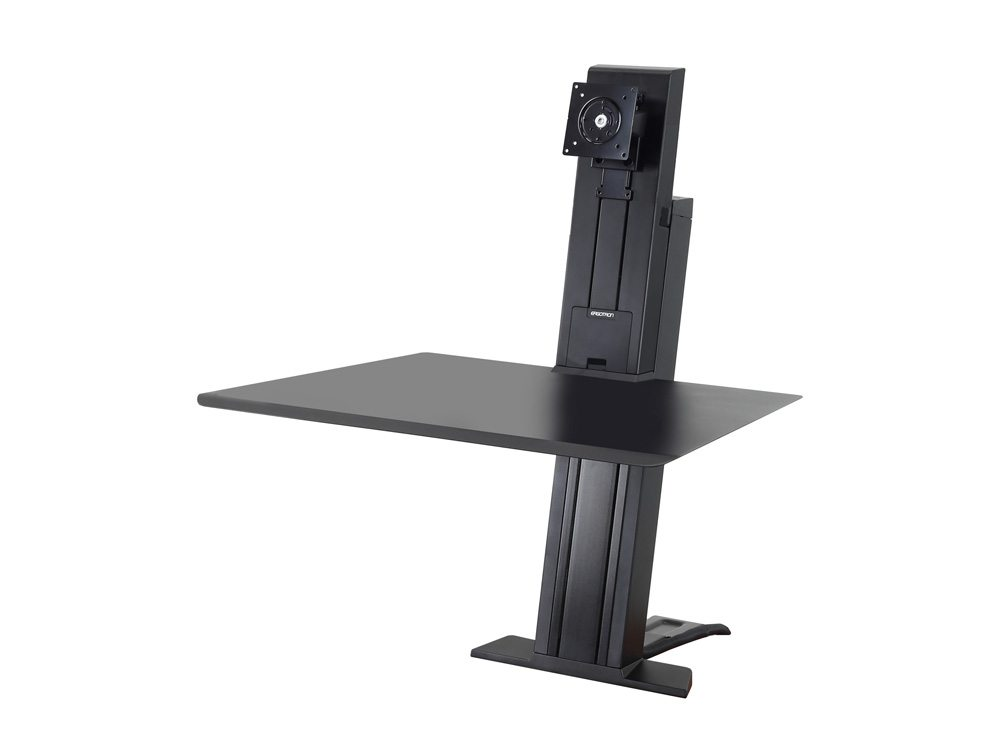 Ergotron WorkFit-SR Sit Stand Workstation without screen