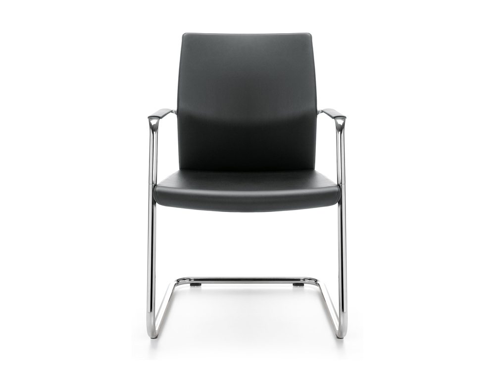 Executive Meeting Room Chair Front Angle