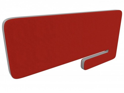 Flite-Flite-Desk-Mounted-Push-Fix-Return-Screen-in-Red2