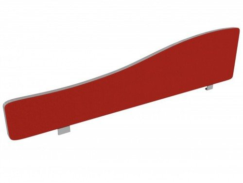 Flite Flite Desk Mounted Wave Top in Red