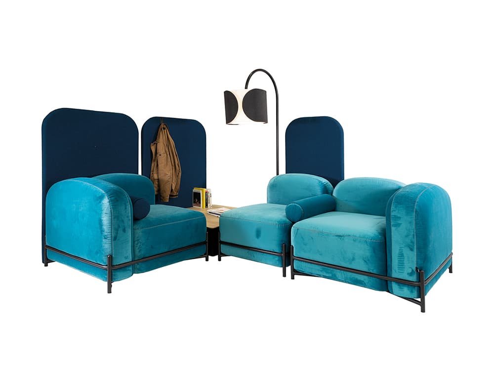 Flord-Modular-Soft-Seating-in-Bright-Blue-with-Dark-Blue-Screens.jpg