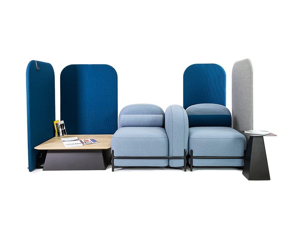 Flord Modular Soft Seating