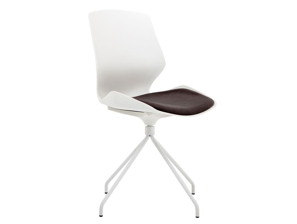 Florence-White-Ergonomic-Spider-Legged-Visitor-Chair